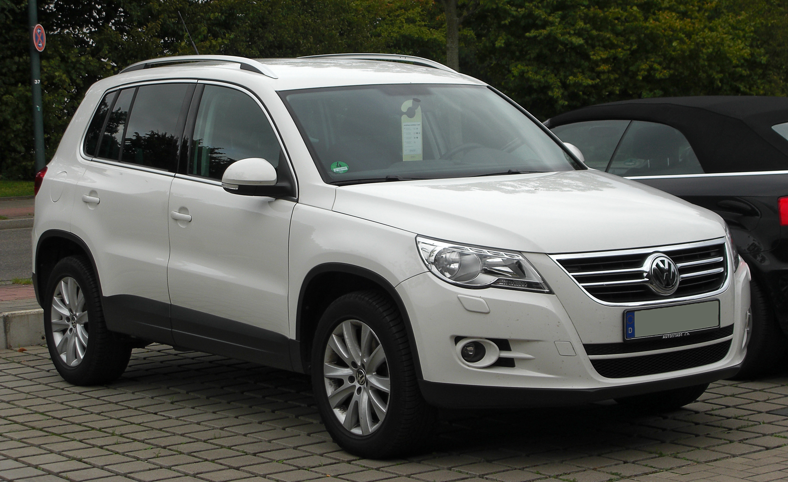 vw tiguan 2 0 tdi technical details history photos on better parts ltd. Black Bedroom Furniture Sets. Home Design Ideas