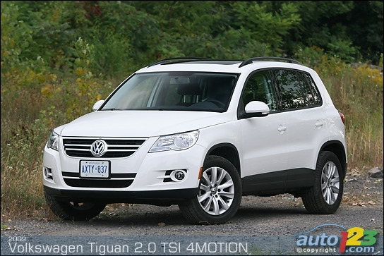 VW Tiguan 2.0 TSI photo 01