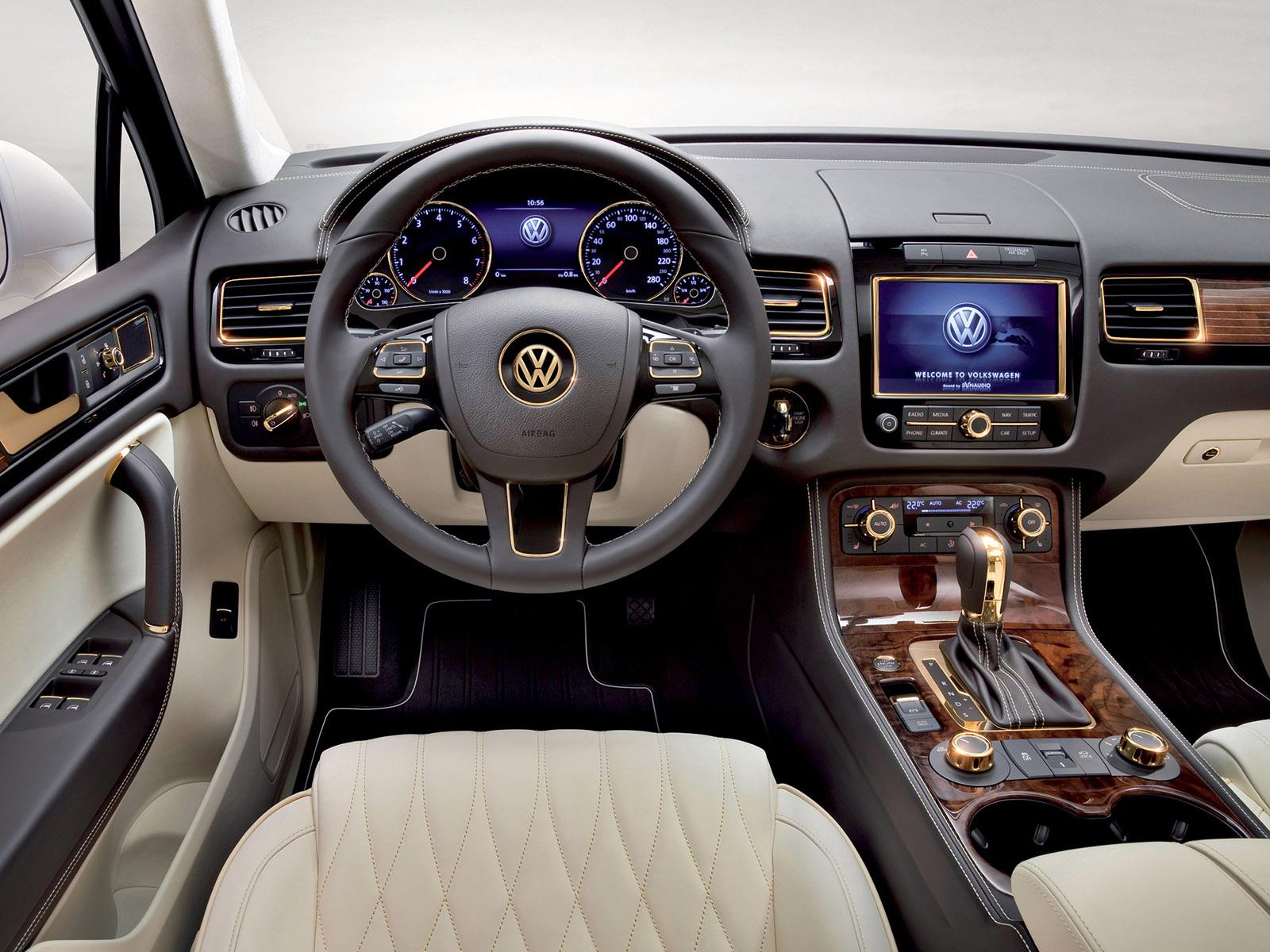 VW Touareg V8 TDI technical details history photos on Better