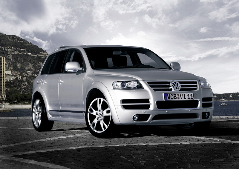 VW Touareg W12 Sport Edition photo 01