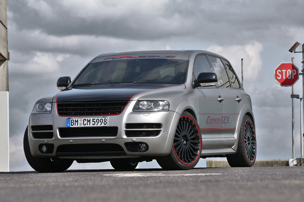 VW Touareg W12 Sport Edition photo 03