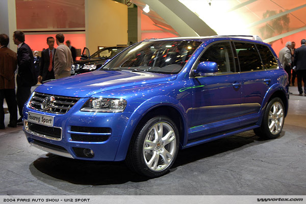 VW Touareg W12 Sport Edition photo 07
