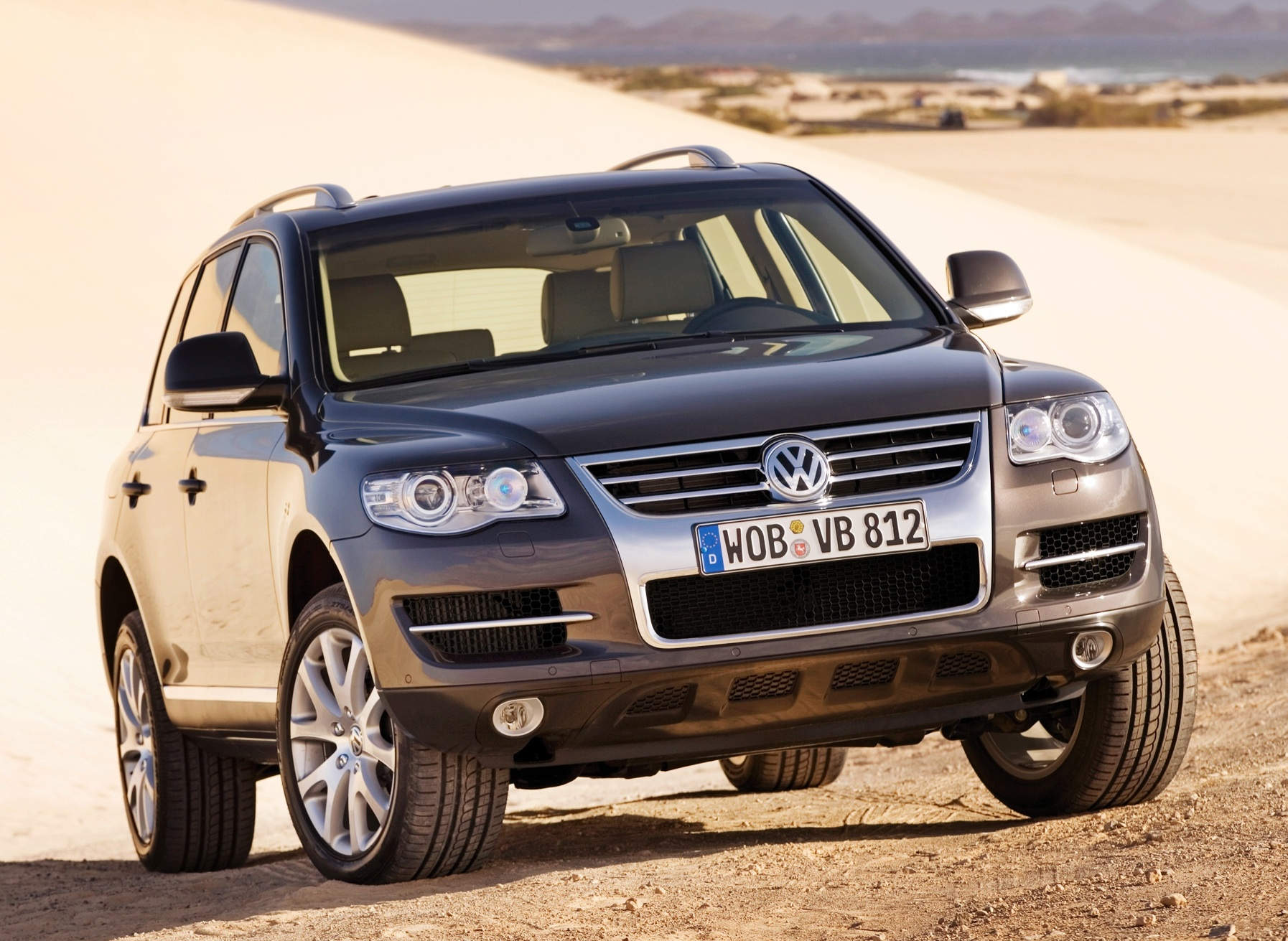 VW Touareg W12 Sport Edition photo 12