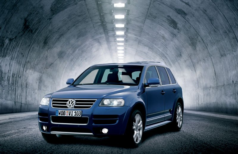 VW Touareg W12 Sport Edition photo 14