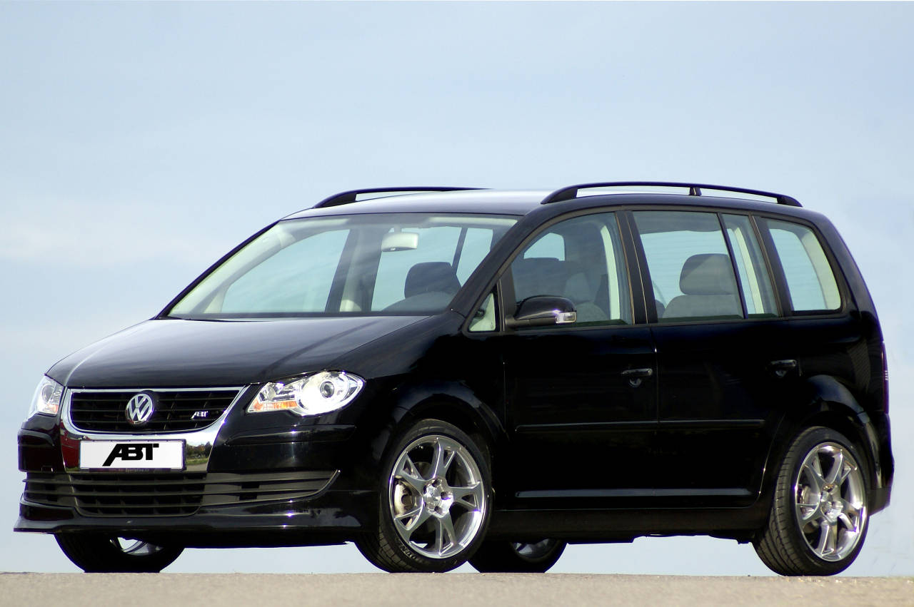 VW Touran image #4
