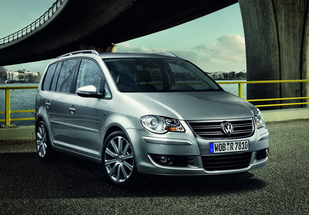 Vw Touran 1 9 Tdi Technical Details History Photos On