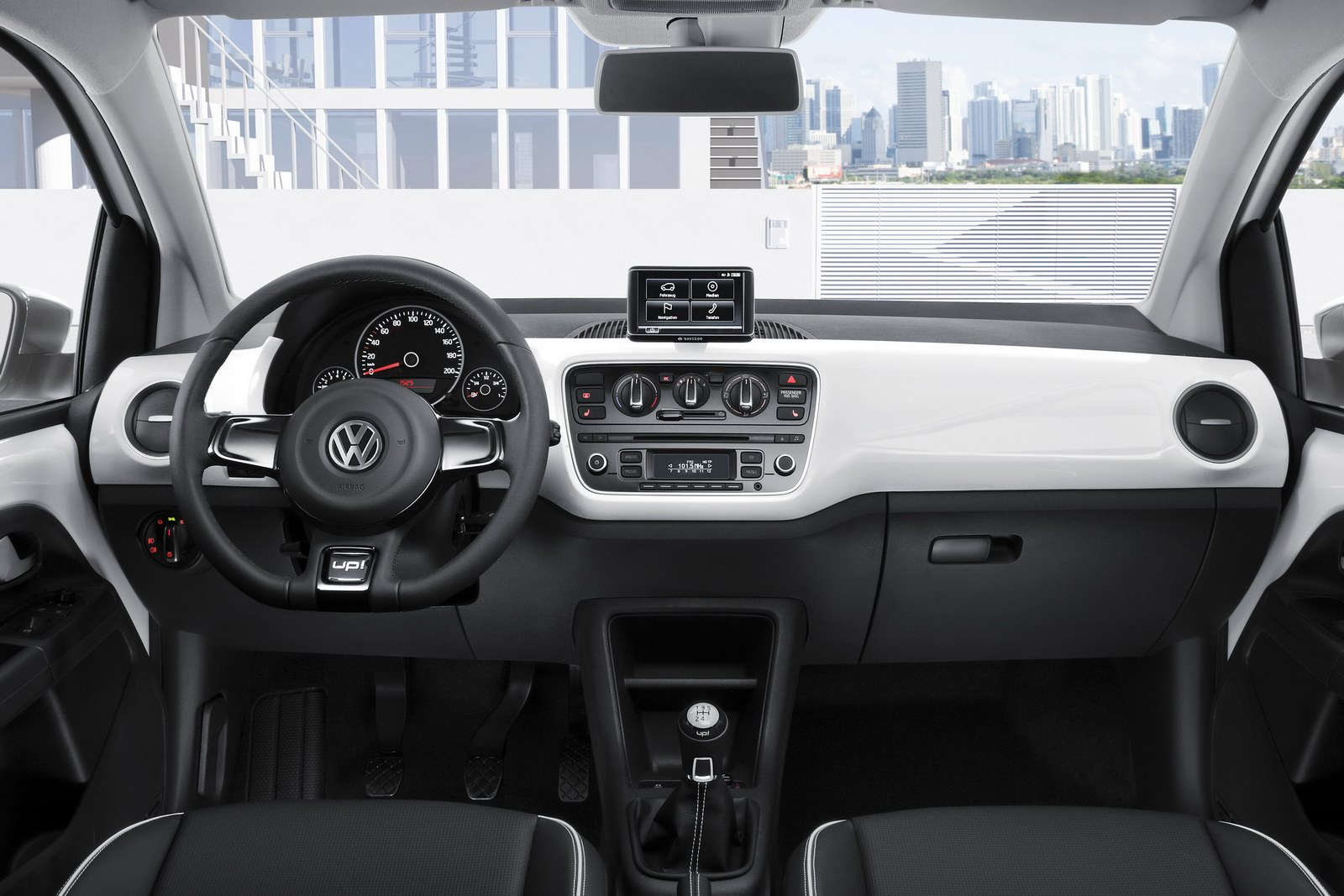 VW up! photo 01