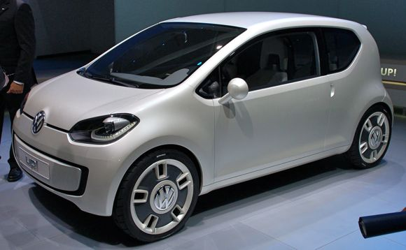 VW up! photo 03