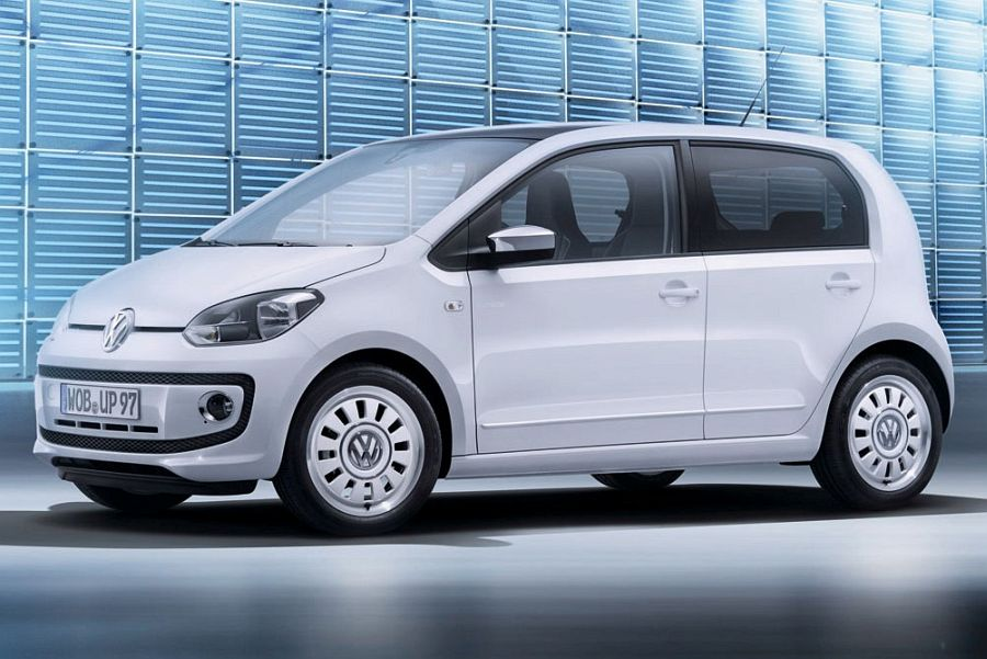 VW up! photo 07
