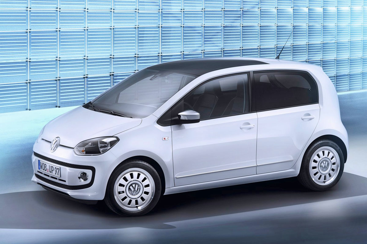 VW up! photo 08