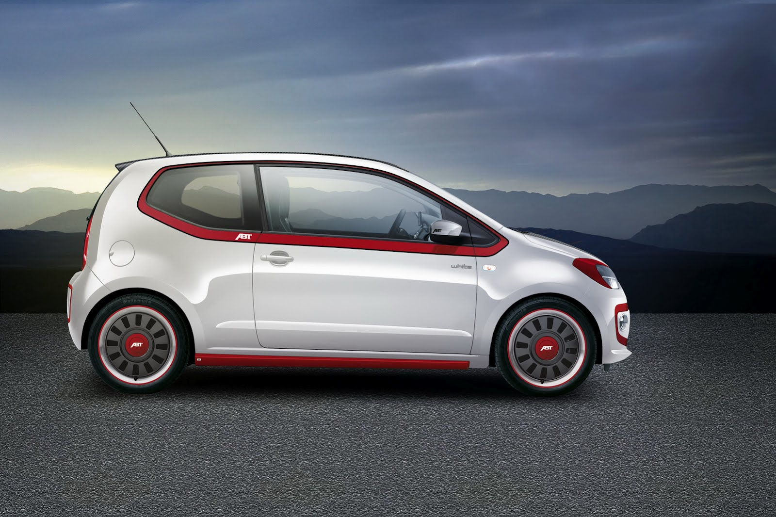 VW up! photo 09