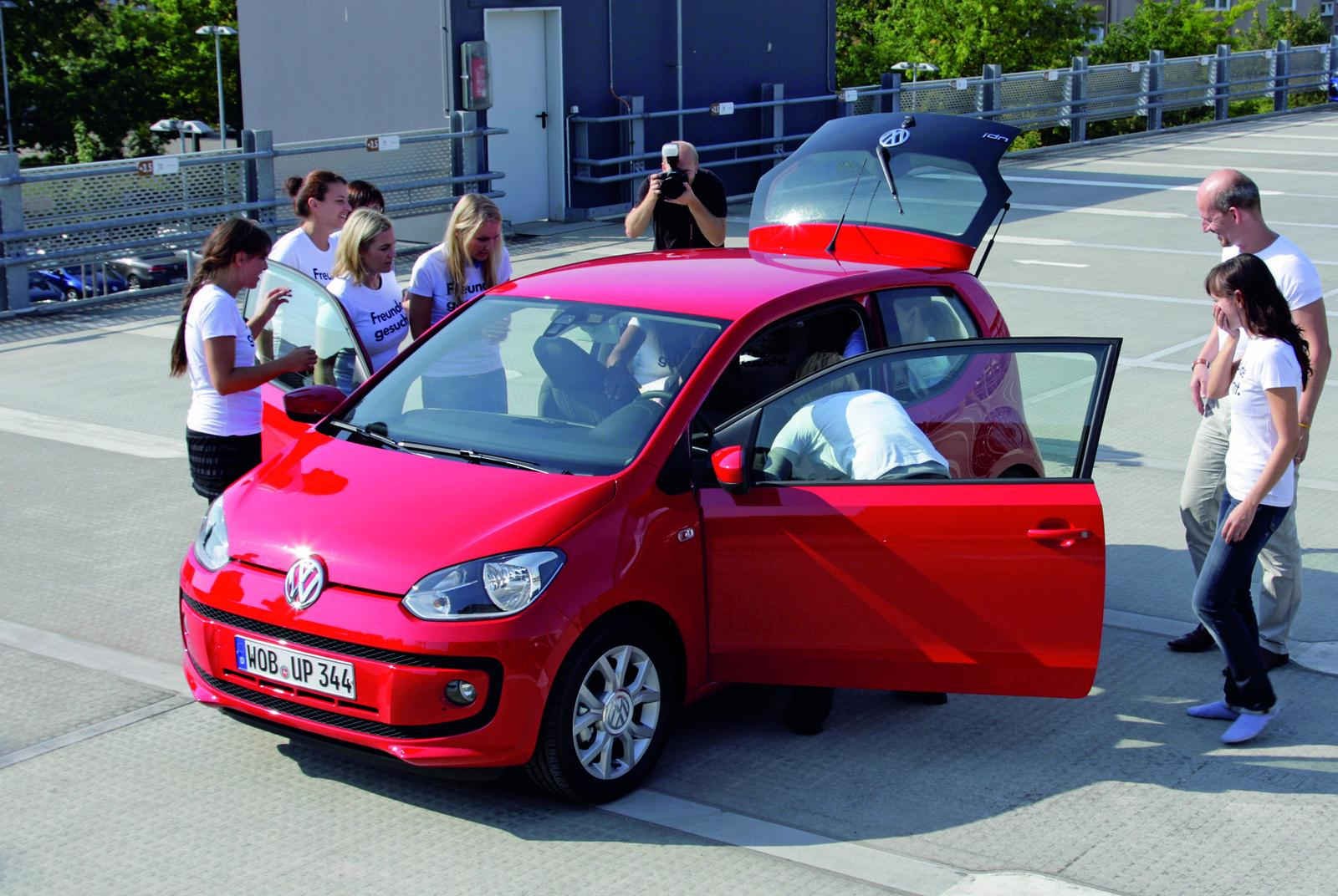 VW up! photo 13