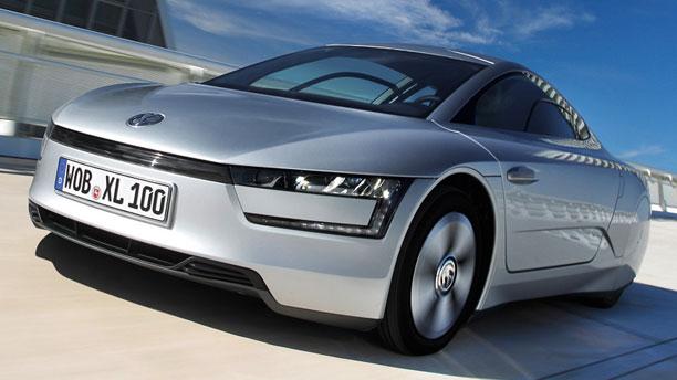 VW XL1 technical details, history, photos on Better Parts LTD
