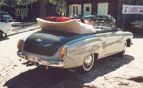 Wartburg 312 history, photos on Better Parts LTD