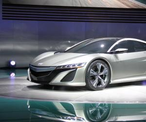 Acura NSX photo 3
