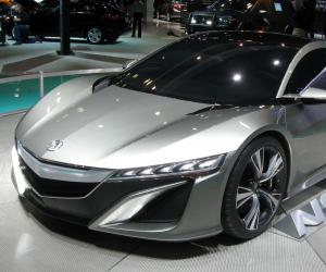Acura NSX photo 9