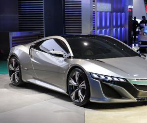 Acura NSX photo 14