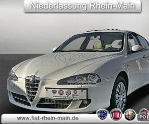Alfa-Romeo 147 AMICA photo 2