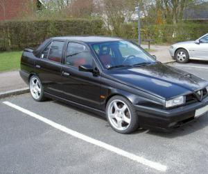 Alfa-Romeo 155 photo 3