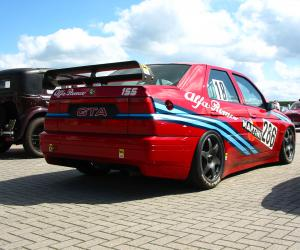 Alfa-Romeo 155 photo 4