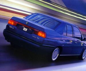 Alfa-Romeo 155 photo 8