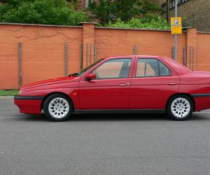 Alfa-Romeo 155 photo 13