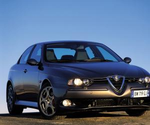 Alfa-Romeo 156 photo 2