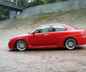 Alfa-Romeo 156 photo 6