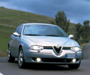 Alfa-Romeo 156 photo 9