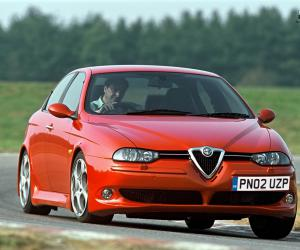 Alfa-Romeo 156 photo 10