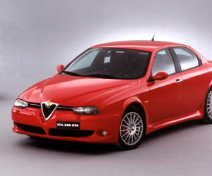 Alfa-Romeo 156 photo 12
