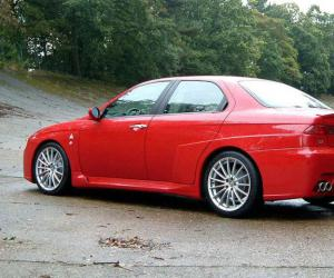 Alfa-Romeo 156 photo 13