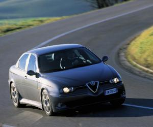 Alfa-Romeo 156 photo 15