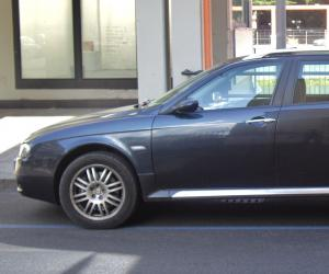 Alfa-Romeo 156 Crosswagon photo 1