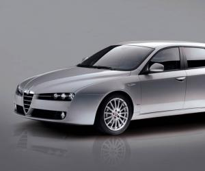 Alfa-Romeo 159 Sportwagon photo 2