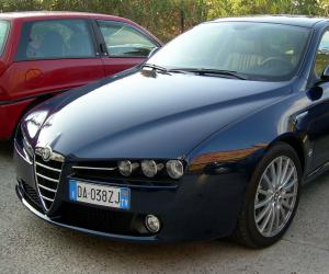 Alfa-Romeo 159 Sportwagon photo 3