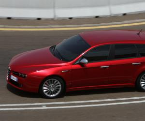 Alfa-Romeo 159 Sportwagon photo 4