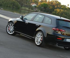 Alfa-Romeo 159 Sportwagon photo 5