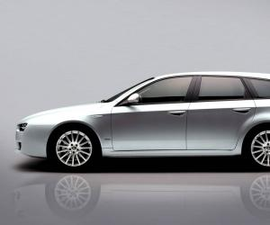 Alfa-Romeo 159 Sportwagon photo 7