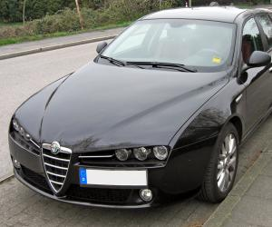Alfa-Romeo 159 Sportwagon photo 12