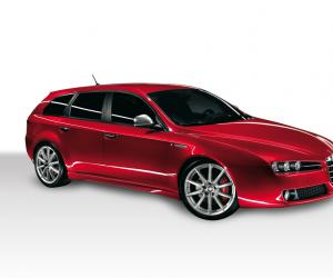 Alfa-Romeo 159 Sportwagon photo 14
