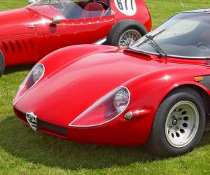 Alfa-Romeo 33 photo 1