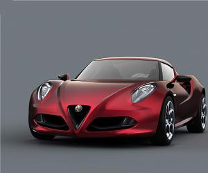 Alfa-Romeo 4C photo 7
