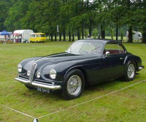 Alfa-Romeo 6C 2500 photo 2