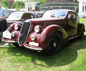 Alfa-Romeo 6C 2500 photo 3