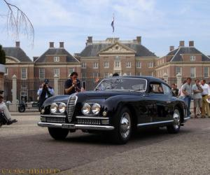 Alfa-Romeo 6C 2500 photo 7