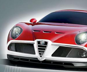 Alfa-Romeo 8C GTA photo 1