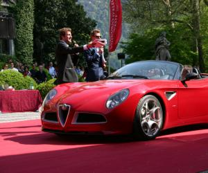 Alfa-Romeo 8C Spider photo 1