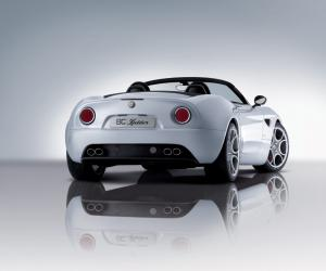 Alfa-Romeo 8C Spider photo 10