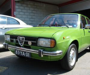 Alfa-Romeo Alfasud photo 1